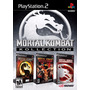 Mortal Kombat Kollection, Trilogia Mortal Kombat Nuevo (jdc)