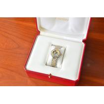 Reloj Cartier Must De Cartier Siglo Xxi Acero-oro
