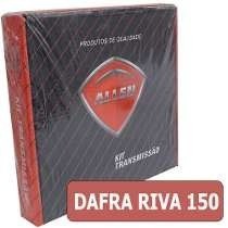 Kit Relacao Transmissao Dafra Riva150