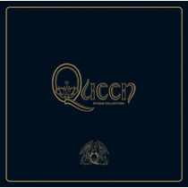 Queen The Studio Collection Vinil Box 2015 Pronta Entrega
