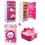 Combo Barbie Orig Grande Heladera + Lavarropas + Lavavajilla