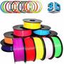 Filamento Para Plumas 3d De Colores