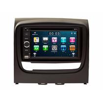 Central Multimídia Fiat Idea- Universal C/moldura Dvd Gps Tv