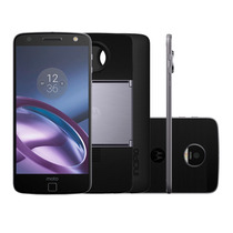Moto Z Power 64gb Preto 4g Tela 5,5 Android 6.0