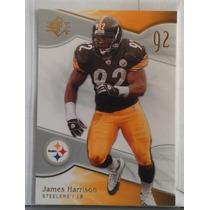 2009 Sp Authentic Retail #23 James Harrison Acereros
