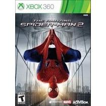 The Amazing Spider Man 2 Xbox 360 Original/lacrado Midia Fis
