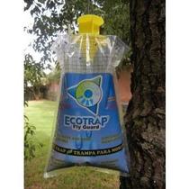 Paquete De 3 Piezas Trampa Para Mosca Ecotrap Jumbo