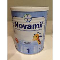 Formula Novamil 1 - Paquete De 4 Latas De 400 Gr