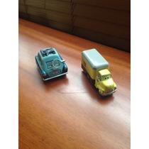 Juguete. Cars. Carrito. Gandola. Niño. Colección.