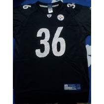 Jersey Nfl Jerome Bettis 36 Acereros Pittsburgh Steelers