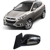 Retrovisor Hyundai Ix-35 2010 2011 2012 2013 Esquerdo