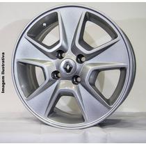 Jg Roda Renault Sandero Aro 15 Logan/ Clio Kango+pneus
