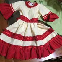 Vestido Huasa Talla 3