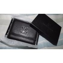 Tarjeteros Organizadores De Cuero Louis Vuitton Prada Gucci