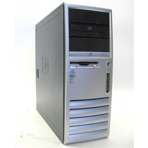 Computadora Hp 80gb 1gb Windows 7 U Garantia