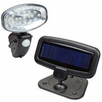 Reflector Solar 15 Leds Sensor De Movimiento