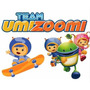 Kit Imprimible Equipo Umizoomi Full Fiesta 3x1