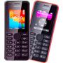 Telefono Celular Nokia 108 Doble Sim Camara Flash Mp3 Nuevo
