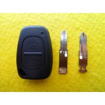 Carcasa Llave Control Renault, Nissan Envio Gratis