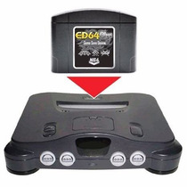 # Flashcard Ed64 Plus P/ Nintendo 64 Cartucho N64 Everdrive