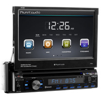 Pantalla Motorizada De 1 Din Planet Audio P9759b Bluetooth