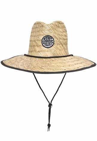 9b8a9e49bac Chapéu De Palha Rip Curl Wetty Straw Hat - R  139