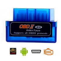 Mini Scanner Automotriz Portátil Bluetooth Obdii El327