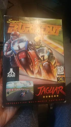 Juego Atari Jaguar Super Burnout Consolasdejuegos 5 499 00 En