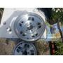 Rin Ford Ranger Medida 14 X 6 Aluminio Original Sin Tapones