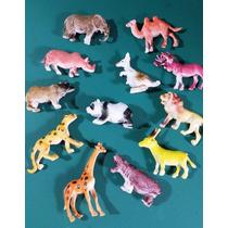 Animales Salvajes Selva Deco Torta Souvenir Coleccion Maquet