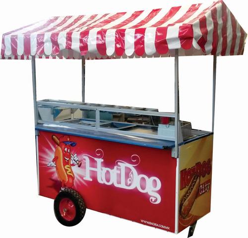 Carritos De Hot Dog Para Fiestas