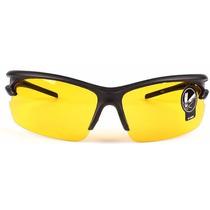 Oculos Visao Noturna Lente Esportiva Anti Reflexo V001