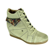 Sneaker Feminino Cravo E Canela ¿