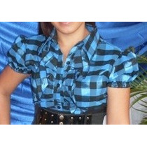 Blusa/camisa De Vestir Para Damas -remate-