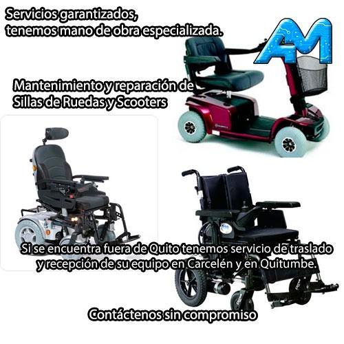 sillas de ruedas electricas guayaquil