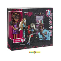 Monster High Clawdeen Wolf Cafeteria Original Mattel 2011