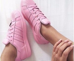Adidas Superstar Rosas Claro