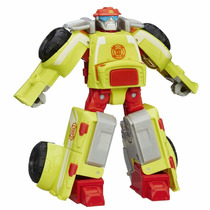 Transformer Rescue Bots Playskool Hasbro Bombero