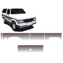 Jgo Faixa Adesivo Lateral Traseiro Chevrolet Bonanza