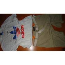 Combo 3xl Playera Adidas Originals Palm Trif Y Bermuda 46