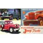 Brazos De Direccion Jeep Willys Camioneta Ranchera Wagon