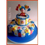 Tortas Artesanales Decoradas Plim Plim Circo Sweet Paulyn