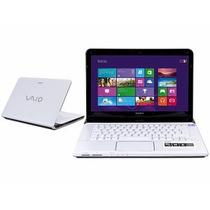 Laptop Sony Vaio Serie I5 Intel Core Sve14125clw
