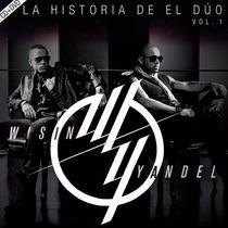 Wisin Y Yandel / La Historia Del Duo Volumen 1 / Cd + Dvd