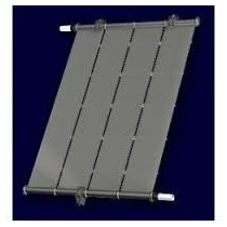 Panel Solar Para Alberca Israelita Marca Medallion, El Mejor