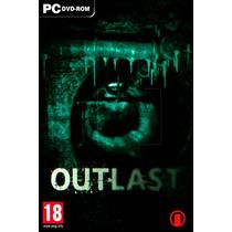 Outlast - Pc // Patch Instalar E Jogar - Promoção !!!
