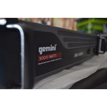 Amplificador Gemini Xga 5000 Fotos Reales Nuevo! Con Su Fact