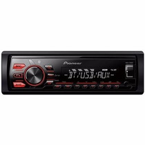 Stereo Pioneer Mvh 285 Bt Usb Aux Am/fm Bluetooth
