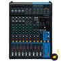 Mesa De Som Yamaha Mg12xu 12 Canais Mixer Mg12 Xu