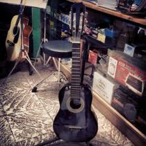 Guitarra Criolla P/ Niño Cielito Con Funda